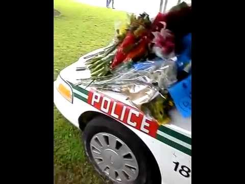 R.I.P Officer Greg Alia of Forest Acres Police Department Columbia SC