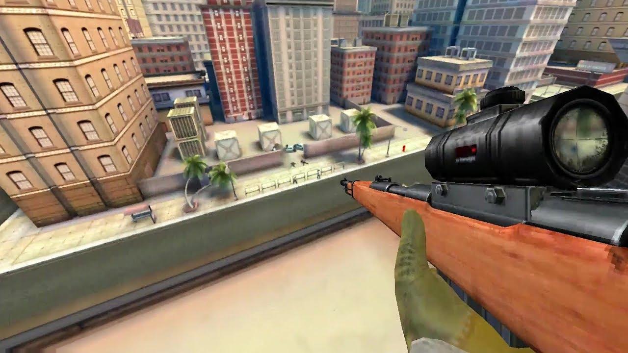 free online 3d sniper shooting games