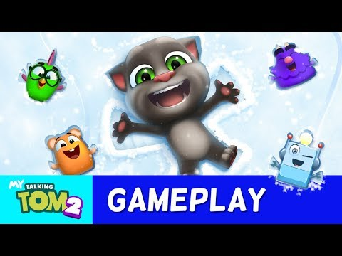 🎨 NEW Colouring Book in My Talking Tom 2  Gameplay