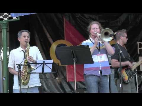 "Bill King: ""Papa Was A Rolling Stone"", Beaches Int'l Jazz Fest, Toronto  2013"