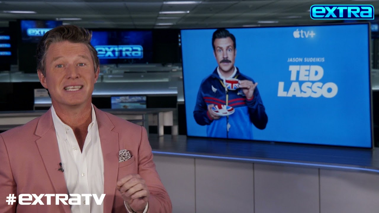 'Ted Lasso' Season 2 Is Here Just in Time for the Weekend