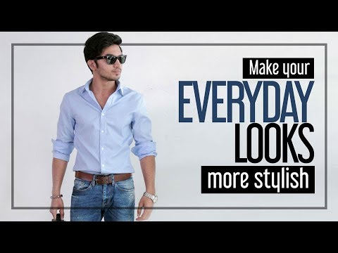 cb2994feed4c How to look smart | How to look stylish everyday | Men - YouTube