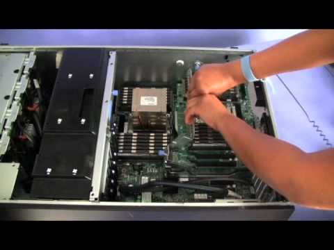 Ibm System X 3500 M4 Install Microprocessor Expansion