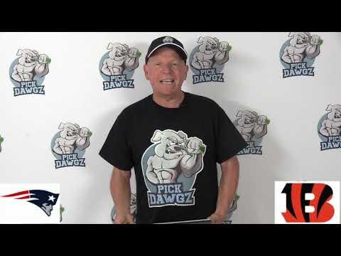 New England Patriots vs Cincinnati Bengals NFL Pick and Prediction 12/15/19 Week 15 NFL Betting Tips