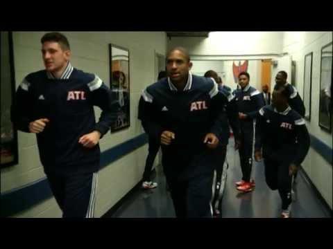 Atlanta Hawks Top The East With Teamwork