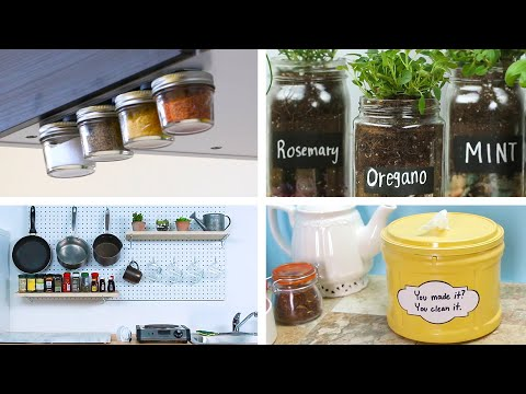 Download Youtube: 6 Amazing DIY Projects For Your Kitchen