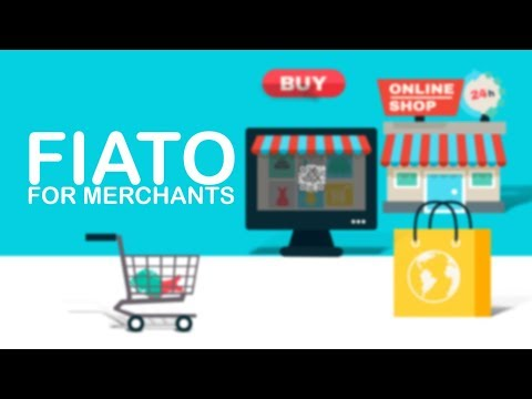 FIATO - Cryptocurrency Payment for Merchants