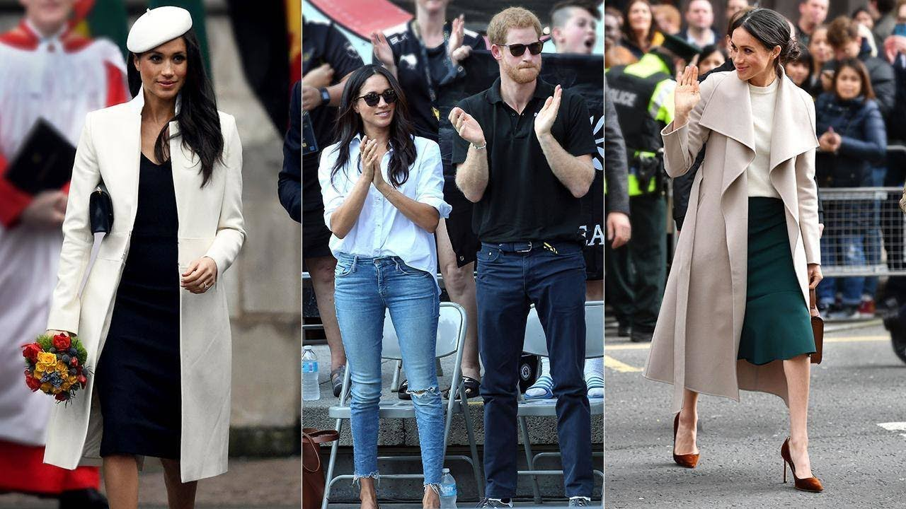 34fbdf8a789f How to Copy Meghan Markle s Style -- No Matter What Size You Are ...