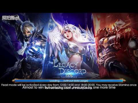 Legacy of discord -how make higher right br. And how to play this game no need topup