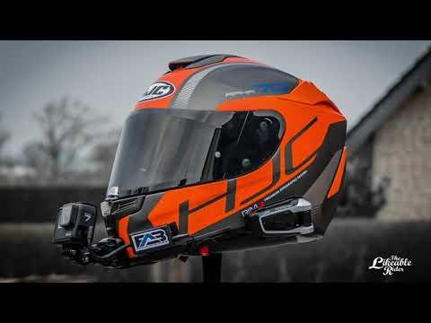 The BEST Gopro Motorcycle Helmet Setup