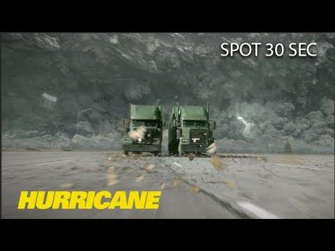 HURRICANE- Spot 30 sec VF