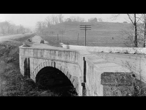 National Pike Scenes & Historic S-Bridges (PA & OH)