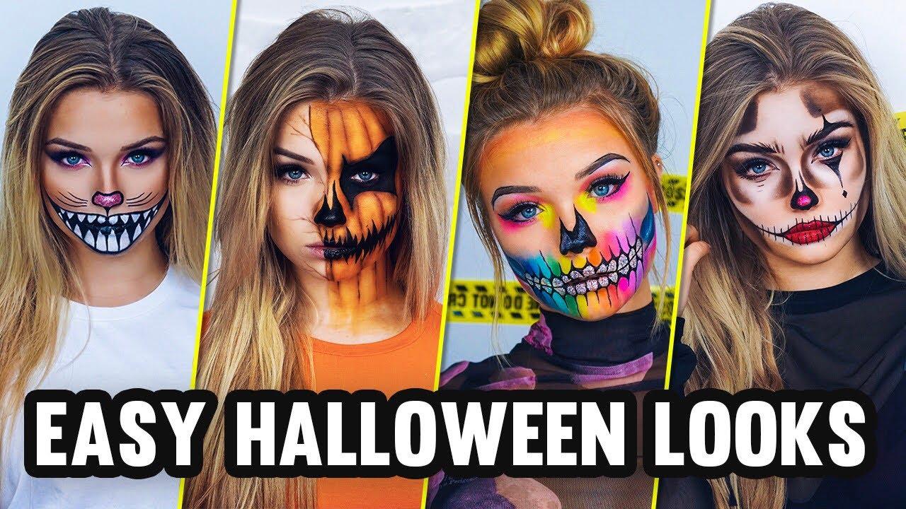 Einfache Halloween Looks Die Jeder Schafft