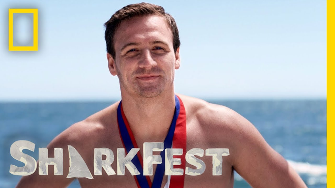 Ryan lochte has the 2nd best sharks sharkfest youtube ryan lochte has the 2nd best sharks sharkfest voltagebd Choice Image