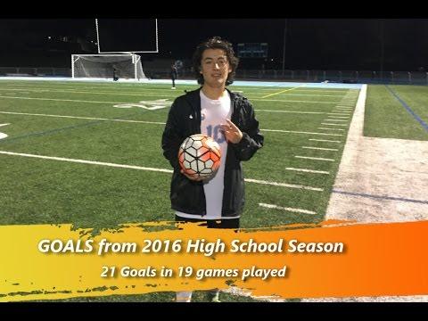Johnny RodasHills College Soccer Recruiting Short Highlight Video  Class of 2018