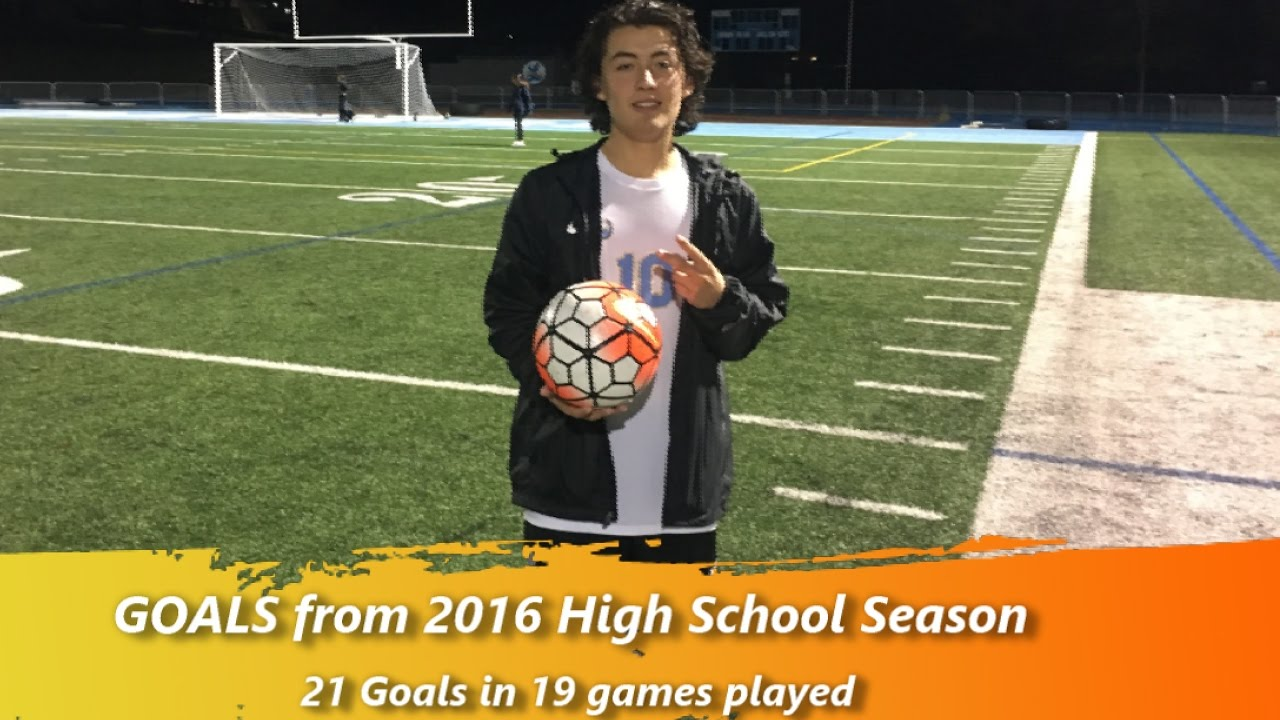 Johnny Rodas-Hills College Soccer Recruiting (2016 Highlight Video) - Class of 2018