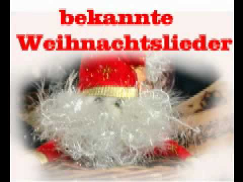 Deutsche Weihnachtslieder Kostenlos Hören.Die Bekanntesten Weihnachtslieder Mix Ca 25 Min Am Stück Kinderfreundlich Oh Tannenbaum Usw
