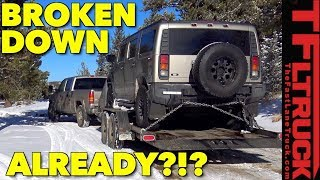 Just Bought The World's Most Hated Truck and It Broke Right Away! Ep.1