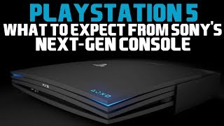 Playstation 5 | WHAT TO EXPECT FROM THE PS5! | PS5 Latest News, Rumours, Leaks, Price & Reveals