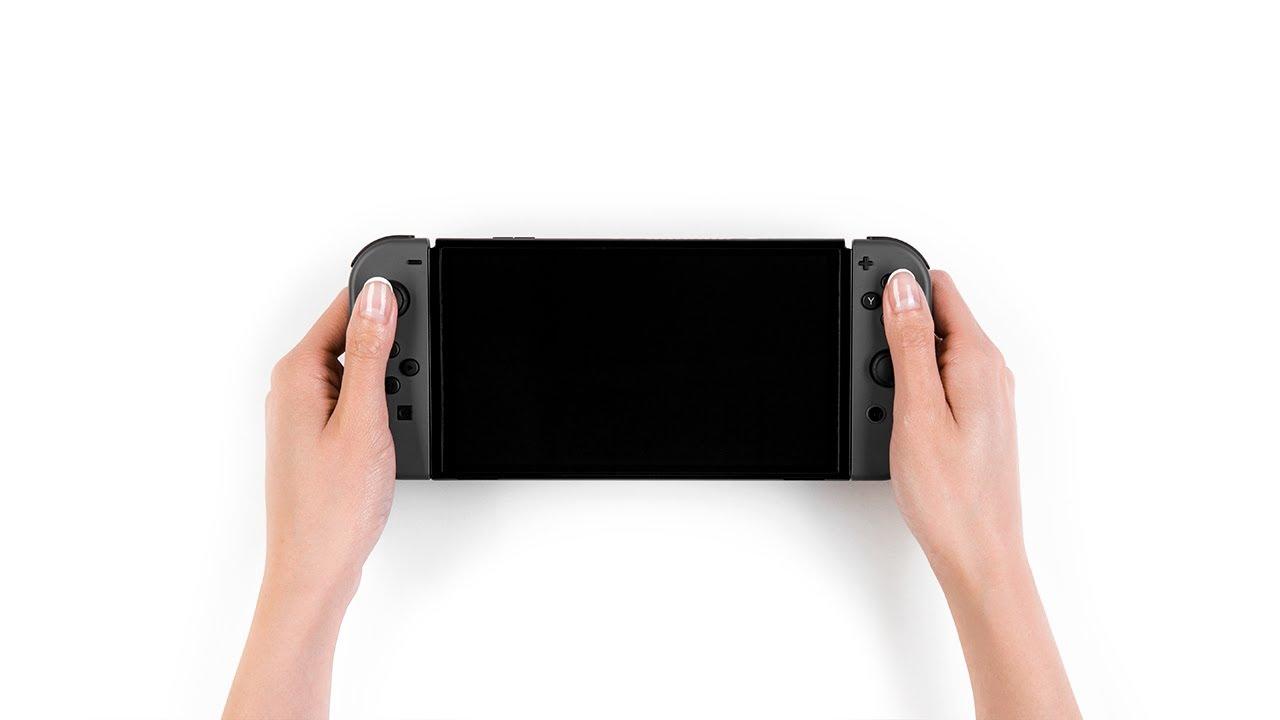 Nintendo Switch Skins How To Apply Dbrand