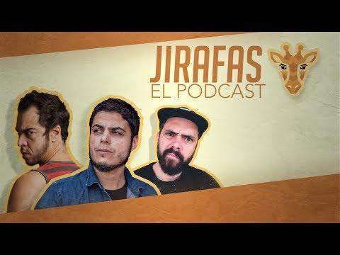 Aaron Gómez y Víctor Hubara con David Sainz, desde Tenerife | Jirafas #9 | Playz