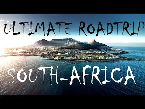 Ultimate Roadtrip in South-Africa ( Cape-town, Garden route, Addo elephant and Sharks)