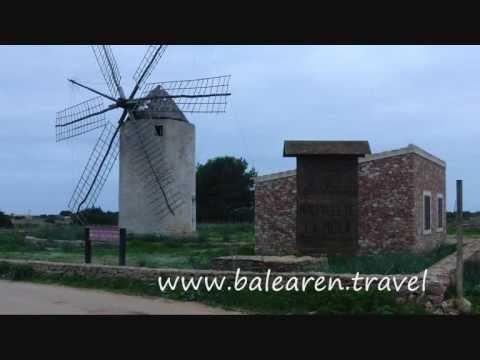 www.balearen.travel - Balearen Formentera Hochebene La Mola