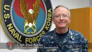 U.S. Navy Transitioning to Busan - Latest Updates
