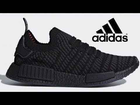 newest 56837 45ea9 Adidas Nmd Primeknit STLT 'triple Black'| Where To Buy?