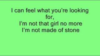 Eurovision 2011 Slovenia lyrics