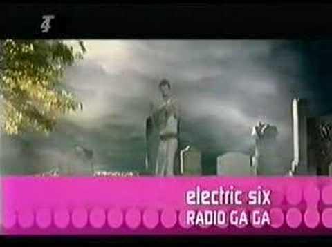 Electric Six - Pop World Interview, Nov. 2004 UK TV