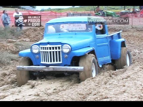 Mud Bog #4 Randolph County Fair Beverly, WV 9 13 2015