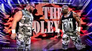 "2015/2016: The Dudley Boyz 9th WWE Theme Song - ""We"