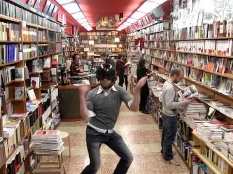 Harlem shake librer a c mara bilbao bookstore mpeg for Libreria nautica bilbao