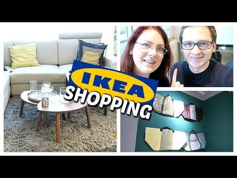 SHOPPING VLOG - Virée shopping chez IKEA pour faire des achats avec Nico | IKEA Shopping & Haul #4