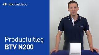 Productuitleg BTV N200