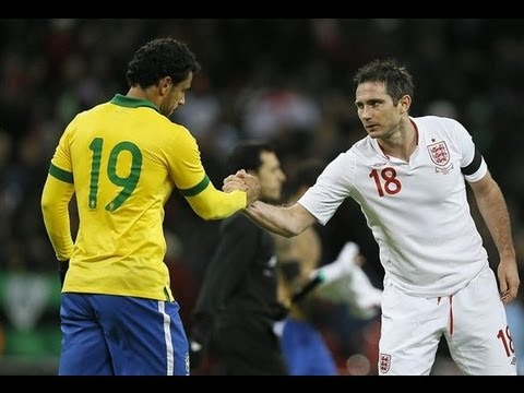 Download England vs Brazil 2-1 - All Goals + Highlights - February 6th, 2013 - Soccer, Futbol