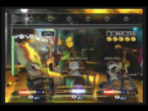 Rock Band 2 - Panic Attack - Full Band 100% (FBFC)