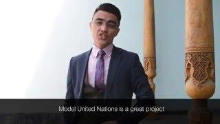 Your Dias | Anvar Barnaev | UWED MUN 2016
