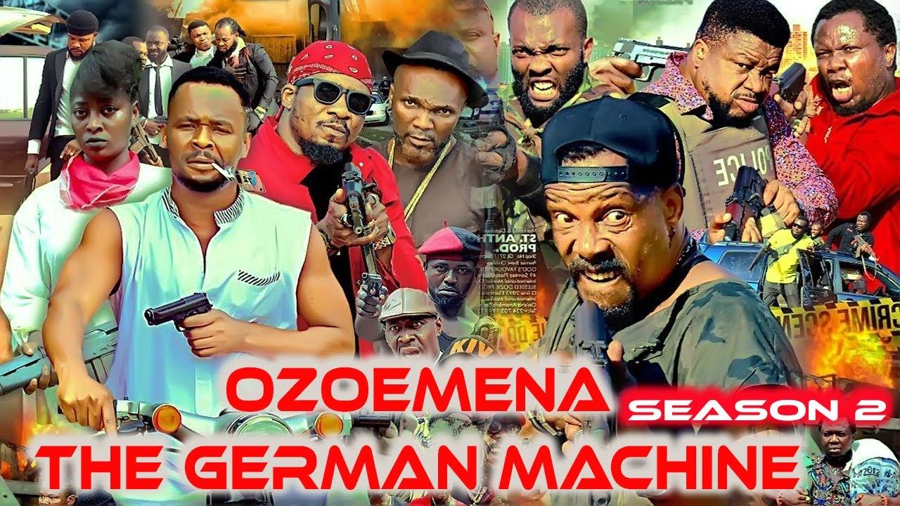 Download OZOEMMENA THE GERMAN MACHINE SEASON 2 BEST OF #ZUBBY MICHEAL  2020 LATEST NIGERIAN NOLLYWOOD MOVIE