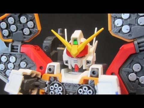 MG Heavyarms EW (Part 1: Unbox) Gundam Wing Endless Waltz early-type model review