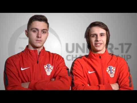 Ljubić i Martinović pozivaju navijače na Euro