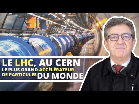 Visite au CERN : le LHC, plus grand accélérateur de particules du monde !