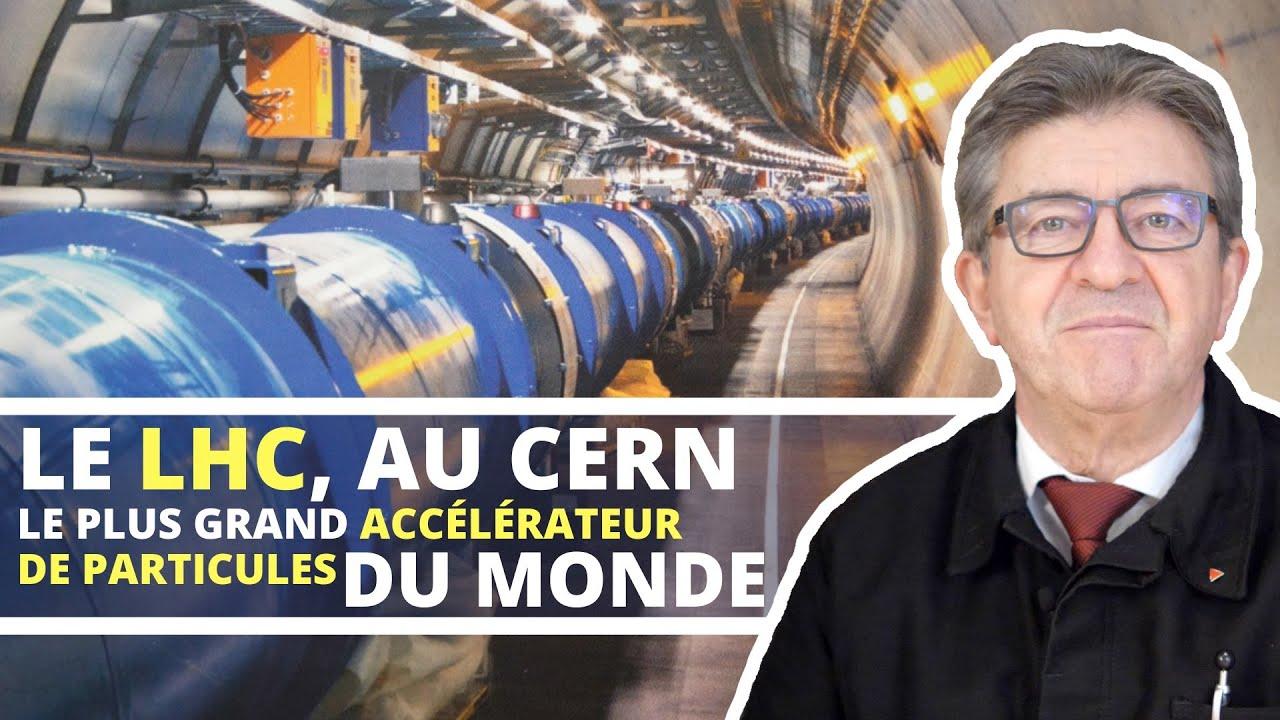 Download Visite au CERN : le LHC, plus grand accélérateur de particules du monde !