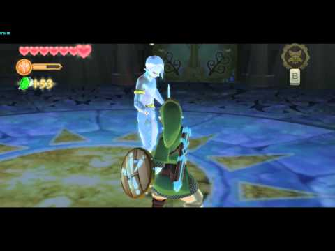 zelda skyward sword - emulator controls