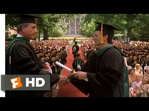 Patch Adams (10/10) Movie CLIP - Revealing Graduation (1998) HD