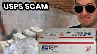 USPS / Border Patrol Scam Exposed (New Scam)
