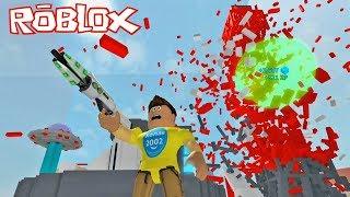 Roblox Simulador de Destrucción ! Juego de Roblox ? Konas2002