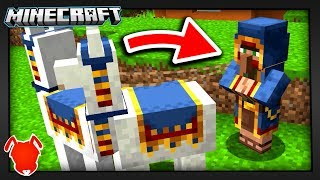NEW Minecraft 1.14 Mob Has SO MUCH Potential?!