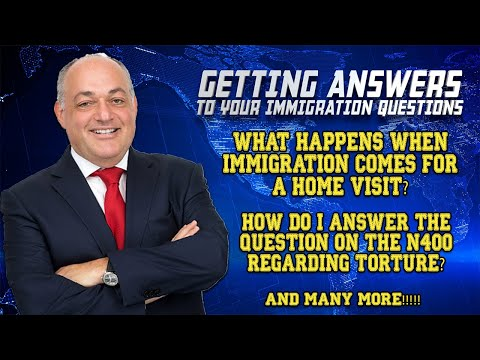 How do I answer the N400 'torture' question, if I'm the victim? @bradshowlive #IMMIGRATIONadvice